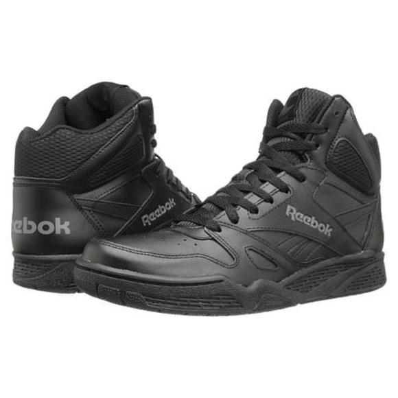 2795a9d17b1a Reebok Shoes   Mens Royal Xw Fashion Black Sz 15   Poshmark